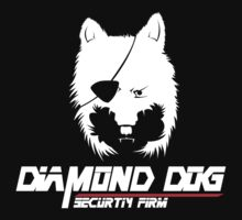 Diamond Dog Security Firm (White) by RedBaronDesigns