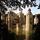 Voselaar Castle by theBFG