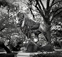 Dayton Art Institute Statue by jpryce