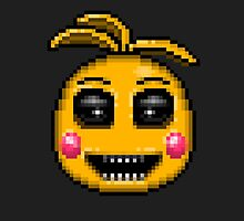Five Nights at Freddy's 2 - Pixel art - Evil Toy Chica  by GEEKsomniac