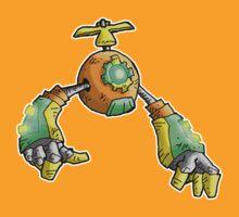 securitybot II by kangarookid