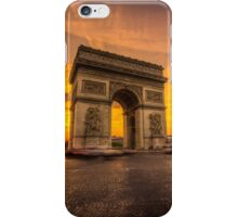 Arc De Triomphe 2 iPhone Case/Skin