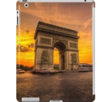 Arc De Triomphe 2 iPad Case/Skin