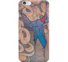 The Aerialist iPhone Case/Skin