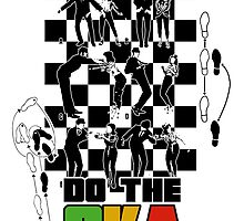 Do the Ska - colour by SquareDog
