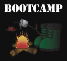 BOOTCAMP by robotghost