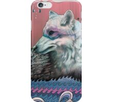 Lone Wolf iPhone Case/Skin