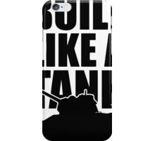 Built Like A Tank iPhone Case/Skin