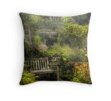Tranquility II Throw Pillow