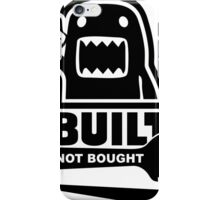 BuiltnotBought iPhone Case/Skin