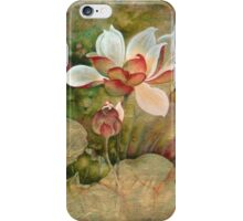 """In the Lotus Land"" iPhone Case/Skin"