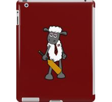 Sheep Of The Dead iPad Case/Skin