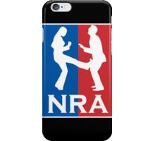 National Roshambo Association iPhone Case/Skin