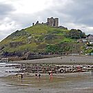 Criccieth Castle by Hertsman