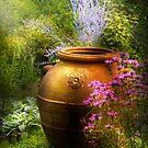 The Urn by Mike  Savad