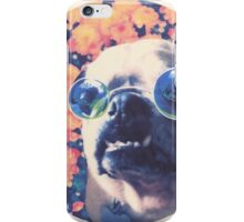 The Grooviest Pug on Earth iPhone Case/Skin