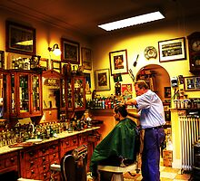 The Barbershop by zeeshanmalik