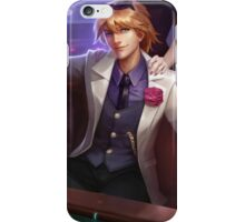 League of Legends - Debonair Ezreal, Ezreal Séducteur iPhone Case/Skin