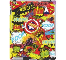 ComicFreak2 iPad Case/Skin