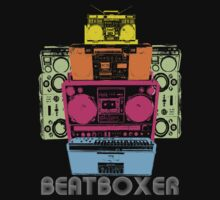 80's Beatbox Robot by the3rdbase