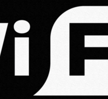All i need is your wi-fi password Sticker