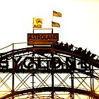 Astroland Cyclone by Jamie Tucker