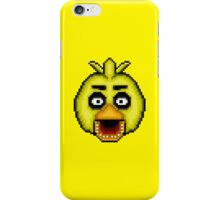 Five Nights at Freddy's 1 - Pixel art - Chica iPhone Case/Skin