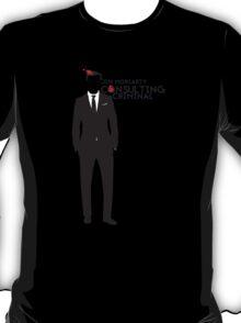 Jim Moriarty - Consulting Criminal T-Shirt