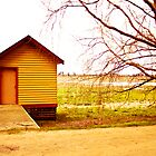 Vacant Rowing Shed by Marnie Hibbert