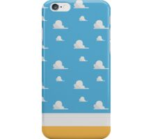 Andy's Wallpaper Toy Story iPhone Case/Skin