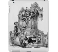 The Haunted Bed. iPad Case/Skin
