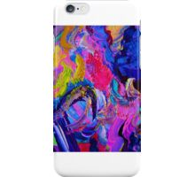 Abstract Viscosity iPhone Case/Skin