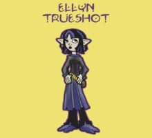 kid posse: ellyn true-shot... by kangarookid