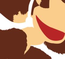 Donkey Kong w/ Color Tie Sticker