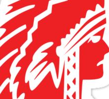 Lamar Redskins Sticker