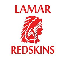 Lamar Redskins by BSJames