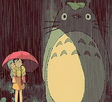 My neighbor totoro by GiraffesAreCool