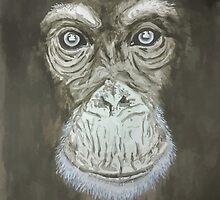 Ape by Alephredo Muñoz