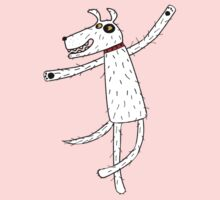 Dancing dog Kids Clothes