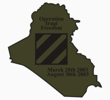 Operation Iraqi Freedom - March 20th 2003 - August 30th 2003 - Subdued by VeteranGraphics