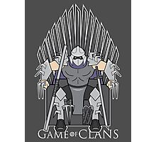 Game of Clans Photographic Print