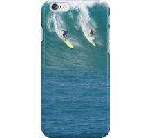 Mick Fanning Waimea Bay iPhone Case/Skin