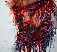 Jesus First Wax  by RealPainter