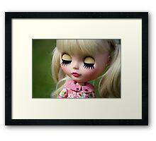 Annabel Framed Print