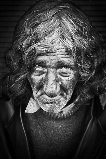 European Portraits No. 6 by Lasse Damgaard