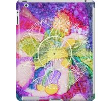 Mandala : Burst  iPad Case/Skin