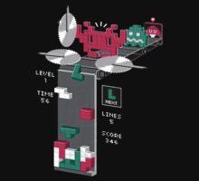 Tetris by MLGamer125