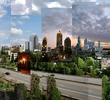 Atlanta Assemblage by Brittany Scales
