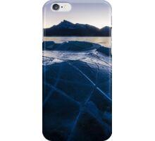 Ice Crater iPhone Case/Skin