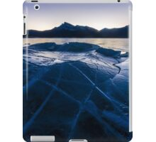 Ice Crater iPad Case/Skin